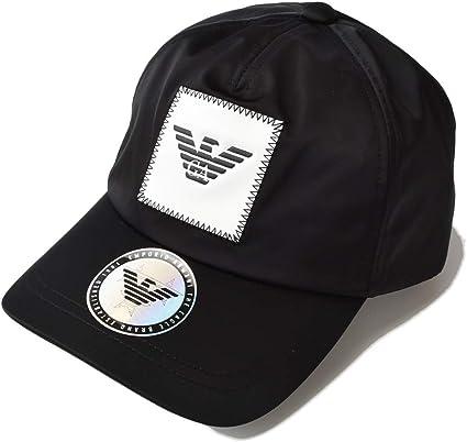 Emporio Armani - Gorra de béisbol para Hombre con Logo de águila ...