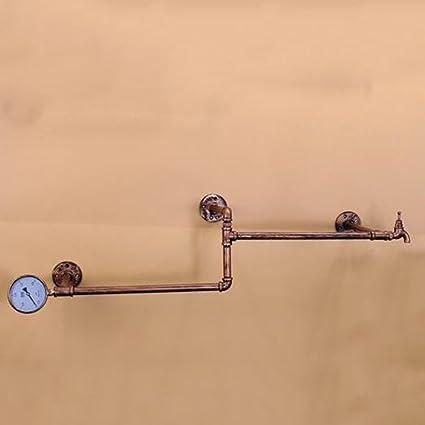 GJM Shop perchero de pared / de pie --- --- Z-shaped Water ...