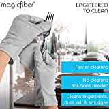 MagicFiber Microfiber Cleaning Gloves Mitts
