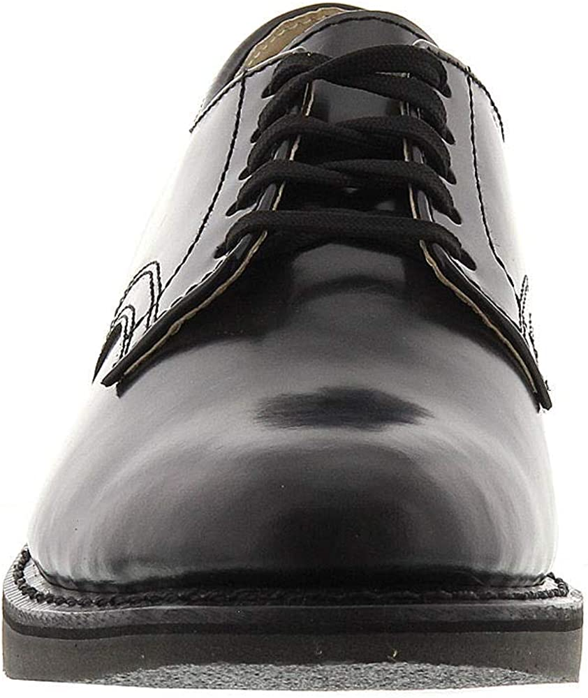 Work America Mens Forward Glide Sole Work Oxford 11 4E US Black