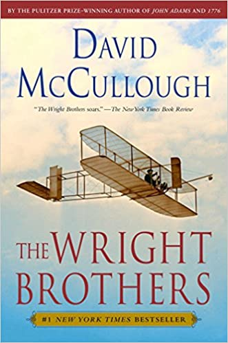 The Wright Brothers: David McCullough: 9781476728759: Books
