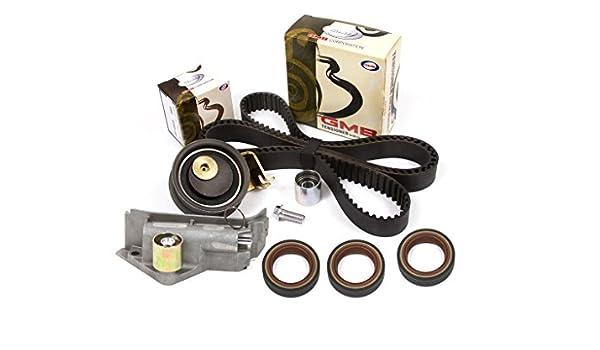 Evergreen tbk306bh 01 - 06 Audi TT A4 Volkswagen Beetle goft Jetta 1.8 Turbo Kit de Correa dentada: Amazon.es: Coche y moto
