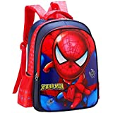 Waterproof Spiderman Children Backpacks Baby School Bags For Boys Cartoon Backpack for Kids