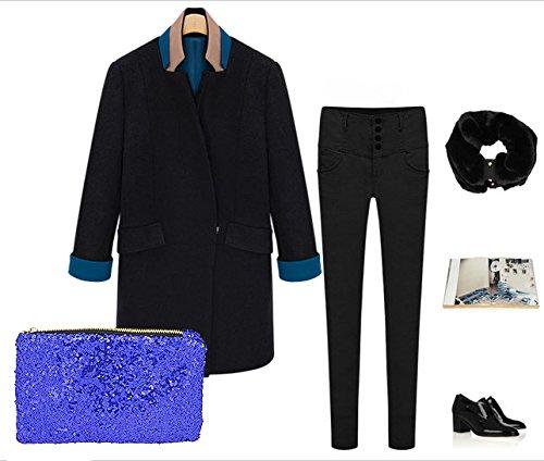 Pochette TOOKY Bleu pour femme TOOKY Pochette Bleu pour TOOKY femme pour Pochette femme Bleu pa8Tvv