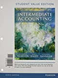 Intermediate Accounting, Student Value Edition Plus MyAccountingLab with Pearson EText -- Access Card Package 1st Edition