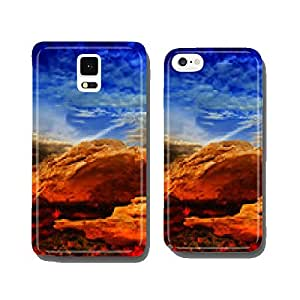 Fantasy landscape cell phone cover case iPhone5