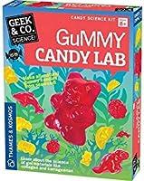 Thames & Kosmos Gummy Candy Lab Science Kit