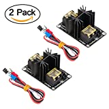 3D Printer Power Module, MACTISICAL 2 Pack 3D Printer Heated Bed Module MOS Tube High Current Load Power Expansion Board