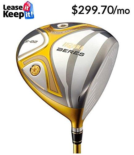 本間ゴルフ BERES ベレス S-02 ドライバー AQ6-49 4Sグレード 10.0R S-02 B00D4M7VRG