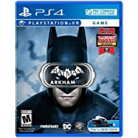 Batman: Arkham VR Standard Edition for PlayStation 4 by WB Games