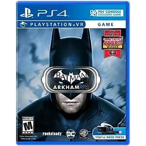 Batman: Arkham VR For Playstat...