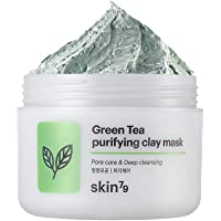Skin79 [] Grönt te Purifying Clay Mask 3,38 Fl.Oz. (100 ml) - Sebum Control & porvård skrubba bort mask, ta bort döda…