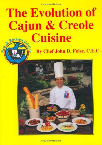 Books : The Evolution of Cajun and Creole Cuisine