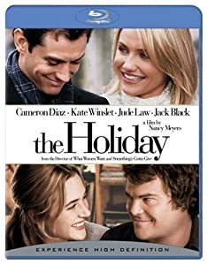 The Holiday Blu-ray by Sony Pictures Home Entertainment