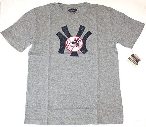 MLB New York Yankees Brass Tacks Vintage Style T-Shirt by Red Jacket