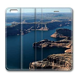 Aerial view of canyon Smart Cover Case for iPad Air