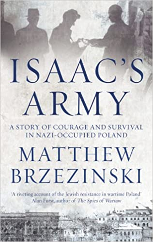 Book Isaac's Army