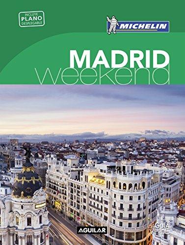 Madrid (La Guía verde Weekend): Amazon.es: Michelin: Libros