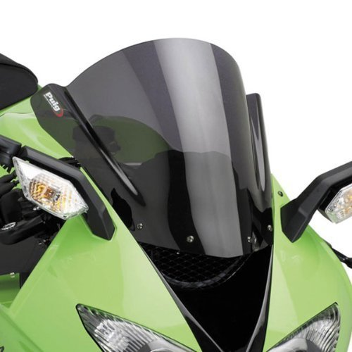 Puig Racing Windscreens for 2006-2007 Suzuki GSX-R600/750 Models by (Puig Model)