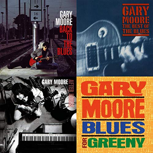 Best of Gary Moore (Best Of Gary Moore)