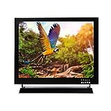 Eyoyo 15 Inch TFT LCD HD 1024x768 HDMI Video Monitor HDMI VGA BNC USB For PC Home CCTV Security Systerm