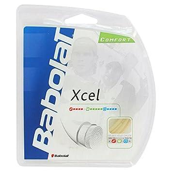 Babolat Xcel 17 G cuerda para raqueta de tenis: Amazon.es: Deportes y aire libre