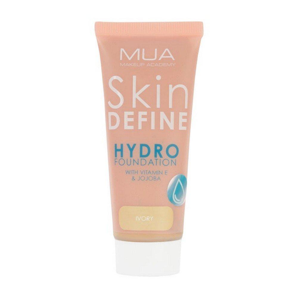 Makeup Academy Hydro Foundation, Ivory, 35ml