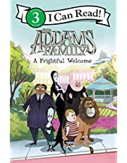 The Addams Family: A Frightful Welcome (Addams Family: I Can Read, Level 3)
