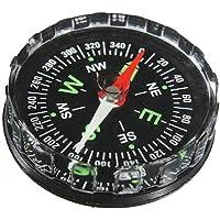 SYG(TM)Boussole Professionelel Poche Géologique Camping Voyage Compass Rond 44mm
