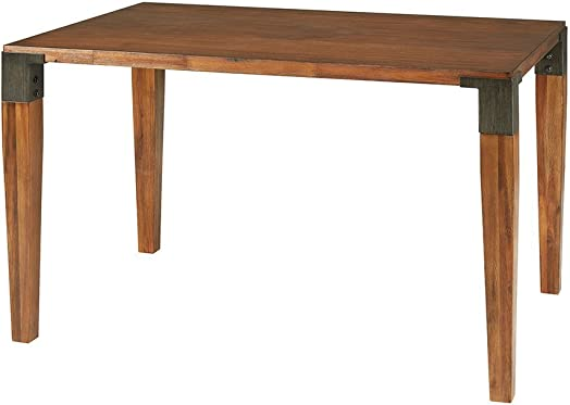 Ink Ivy Frazier Dining Table Brown See Below