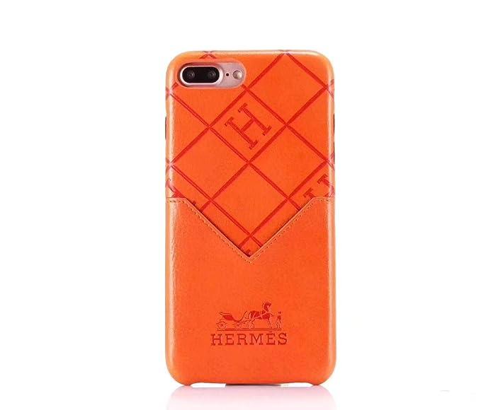 Funda para iPhone 8 Plus, iPhone 7 Plus, Funda de Piel Impresa con ...
