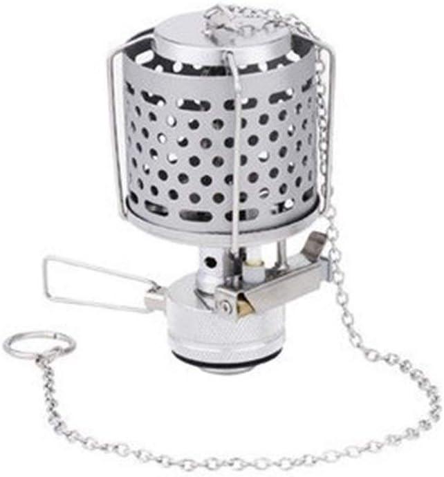HUBINRONG Mini Camping Lámpara de gas Lámpara de campaña ...