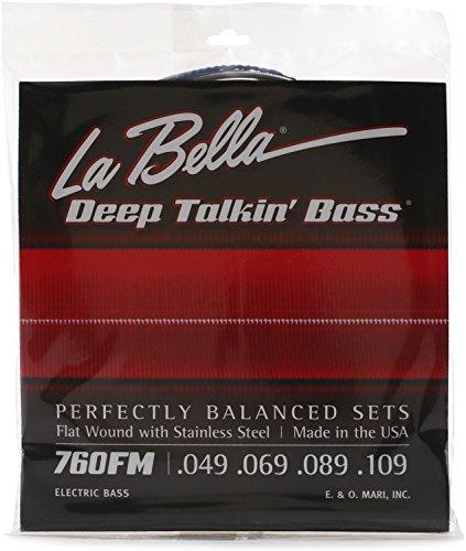 La Bella Deep Talkin Bass - 7