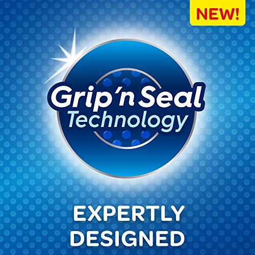 Ziploc Sandwich Bags with New Grip 'n Seal Technology, 90 Count