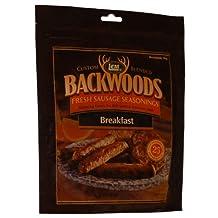 LEM Products 9006 Backwoods Breakfast Fresh Sausage Seasoning