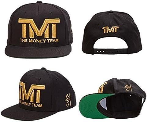 Símbolos the-money-team 100% algodón ajustable Gorra: Amazon.es ...