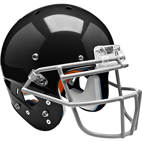 Schutt Sports Youth AiR XP Hybrid Football Helmet without Faceguard, XX-Small, (Royal Youth Visor)