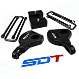 03 dakota lift kit - Dodge Dakota 4WD Forged Torsion Key Full Lift Leveling Kit - 3