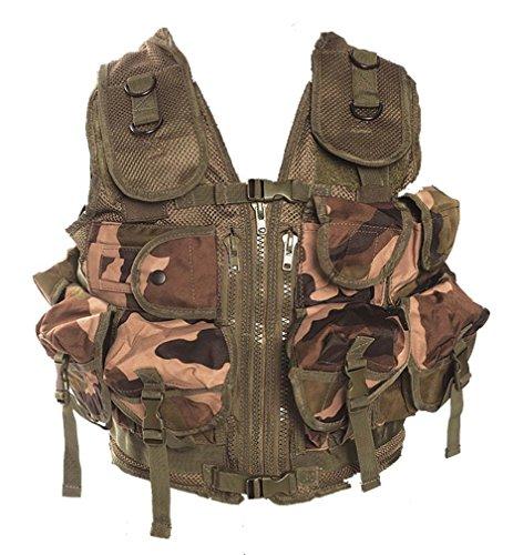 Mil-Tec Tactical Gilet militaire 1