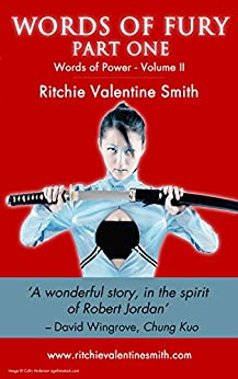 Words of Fury Part One (Words of Power Book 2) by [Smith, Ritchie Valentine]