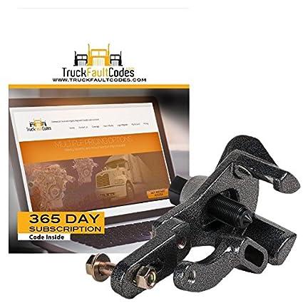 Tiger Tool Haldex Multi Adjustable Slack Adjuster Puller with 12 Month  Subscription to TruckFaultCodes