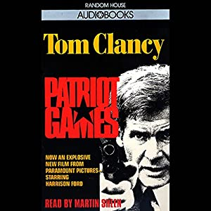 Patriot Games Hörbuch