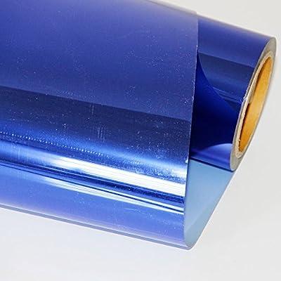 HOHO - Lámina de papel de prensa de vinilo para planchar, para camiseta, 25,4 x 30,5 cm, pvc, Paquete de 5 colores., 10