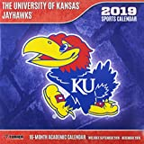 The University of Kansas Jayhawks 2019 Sports Calendar