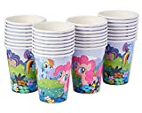American Greetings My Little Pony Paper Party Cups, 32-Count, Paper Cups