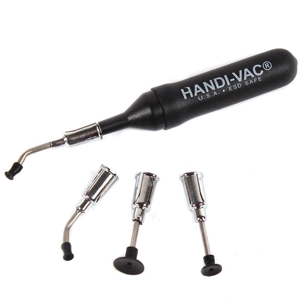4/aspirazione intestazioni per IC SMD SMT Mini IC pick up Tool Vacuum Sucking Pen
