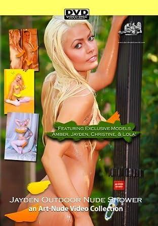 outdoor nude video