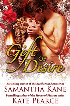 Desire Christmas Stories Samantha Pearce ebook product image
