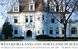 Westmoreland and Portland Places, Julius K. Hunter, 0826206778