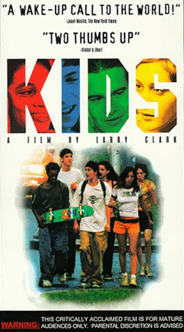 Kids (Unrated) [VHS] (Kids Vhs)